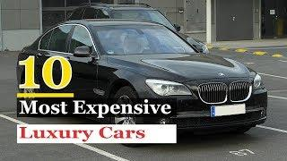 The 10 Most Expensive Luxury Cars You Might Not Know
