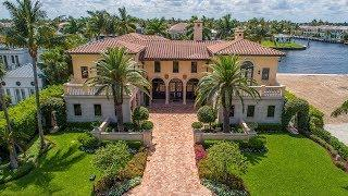 Florida Real Estate - Luxury Homes For Sale - 2659 Spanish River Road Boca Raton, Florida