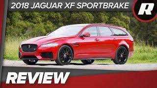 2018 Jaguar XF Sportbrake: A station wagon for the sporty crowd