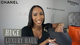 Huge Luxury Haul | Balenciaga | Chanel | Hermes | Part II