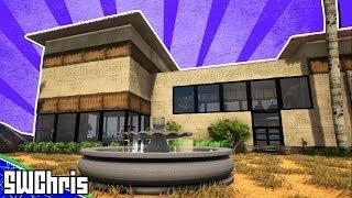 Live in Luxury with Kabs' Cliff House Villa! :: SWChris Creatives' Ragnarok Base Tours