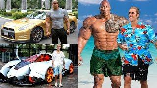 The Rock's Cars VS Justin Bieber's Cars ★ 2018