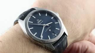Omega Constellation Globemaster 39mm 130.33.39.21.03.001 Stainless Steel Luxury Watch Review
