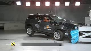 2019 2020 new Range Rover Evoque - Crash Test!