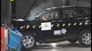 Euro NCAP | Volvo xc60 | 2008 | Crash test