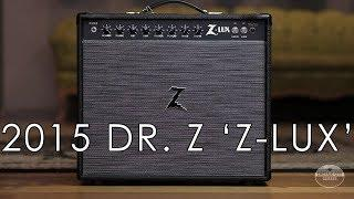 """Pick of the Day"" - 2015 Dr. Z Z-Lux"