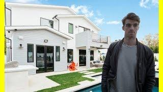 Drew Taggart House Tour $2400000 The Chainsmokers Luxury Lifestyle 2018