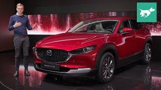 Mazda CX-30 2020 review walkaround