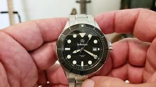 IMPRESSIVE!! Swiss Watch Company 300m Diver-Prototype Overview