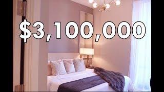 NYC Luxury Apartment Tour: Million Dollar Listing