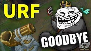 GOODBYE URF 2019 - League of Legends Plays | LoL Best Moments #142