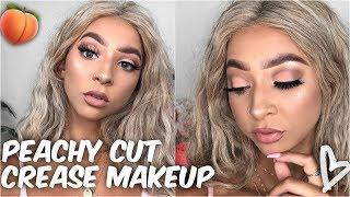 The Easiest Cut Crease! | Neutral Cut Crease Makeup Tutorial | Lexi Luxury