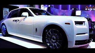 NEW - 2019 Rolls Royce Phantom - Super Luxury Car EWB 6 7L V12 - INTERIOR and EXTERIOR 1080p