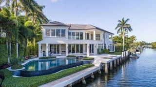 Modern Luxury Waterfront Estate | 691 Golden Harbour Drive Boca Raton, Florida