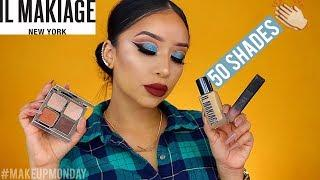 MAKEUP MONDAY | TESTING & REVIEWING $300 OF IL MAKIAGE | LUXURY MAKEUP