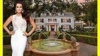 Kyle Richards House Tour $8200000 Expensive Luxury Lifestyle (Real housewives of Beverly Hills)