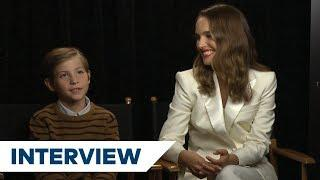 Jacob Tremblay & Natalie Portman Talk The Death & Life Of John F. Donovan & Xavier Dolan | TIFF 2018