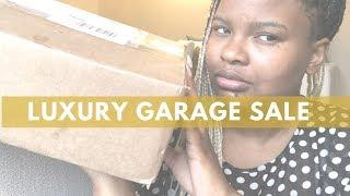 Gucci Unboxing & First Impressions | LUXURY GARAGE SALE | Lorcia Mediro