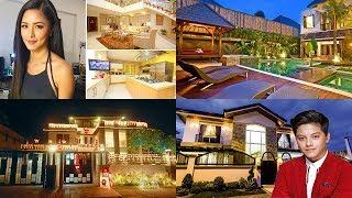 Luxurious And Expensive Houses Of Filipino Young Stars ★ Famous Pinoy Celebrities Luxury Homes