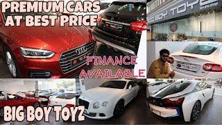 Luxury Used Cars | BIG BOY TOYZ | Jaguar | Bentley | BMW | Mercedes | Volvo | Audi | Fahad Munshi |