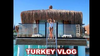 TRIP TO TURKEY - VLOG / DENTAL CENTRE TURKEY, GRANADA LUXURY HOTEL
