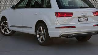 2018 Audi Q7 Glacier White Automatic Wagon