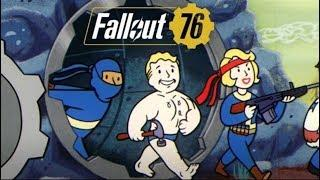 FALLOUT 76 GRIND!! (XB1) / Lets Take the Lumber Mill bruh?? // Base Building! / STREAM RECAP