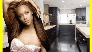 Tyra Banks Townhouse Tour $1500000 Luxury Lifestyle 2018