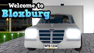 MY $170,000 CAR! ROBLOX LUXURY CARS | BLOXBURG | FAMBAM GAMING