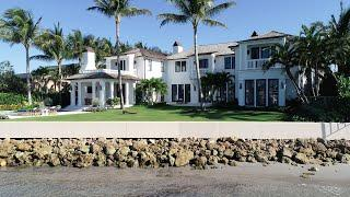 Luxury Homes | Palm Beach | Real Estate | 1610 North Ocean Boulevard Palm Beach, Florida