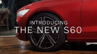 The New Volvo S60: Revealed Live From Volvo Ocean Race