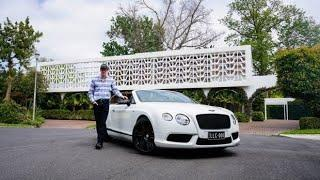 Lorbek Friday Drive - Bentley Continental GT Convertible (MY2015)