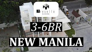 Luxury Customizable New Manila House and Lot for Sale
