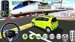 Car Driving Simulator: Hyundai - Driver's Examination Simulation - Android GamePlay #6
