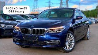 BMW 640d xDrive G32 Gran Turismo Luxury 2019