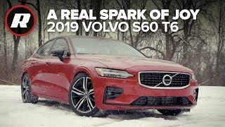 The 2019 Volvo S60 stands strong in the crowded luxury-sedan field   Review