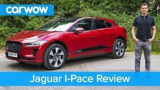 Jaguar I-Pace SUV 2019 in-depth review | Mat Watson Reviews