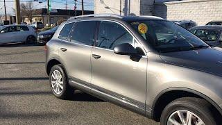 2014 Volkswagen Touareg Walk-Around Nassau County Long Island New York VW U7910