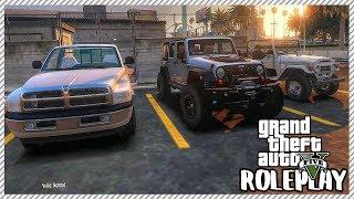 GTA 5 ROLEPLAY - Buying New Cars to Sell at Redline | Ep. 454 Civ