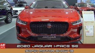 2020 Jaguar I-Pace SE - Exterior And Interior - Sofia Motor Show 2019