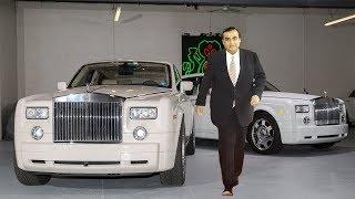 Mukesh Ambani Luxurious Lifestyle★2018