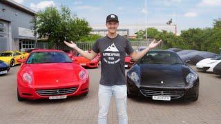 My Next Ferrari? 612 Scaglietti