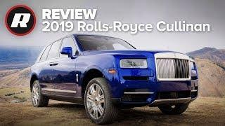 2018 Rolls Royce Cullinan SUV lives up to the brand | Review & Road Test
