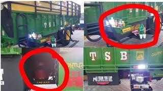TSB Fully Loaded Luxury Trolley ( Freezer , Gas Cylinder Chulha & Many More )