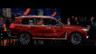 NEW 2019 - BMW X7 6.6L V12 twin-turbo 609 hp - Exterior and Interior 2160p