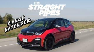 2018 BMW i3s Range Extender (REx) Review - The Future Of Cars?