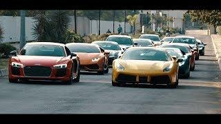 Happy Diwali Supercars of Hyderabad #Cars@Dinos