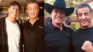 Luxury Real Life of Sylvester Stallone 2018