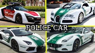 Top 10 Expensive & Luxurious Police Cars Of 2018 ✮ Full HD ✮