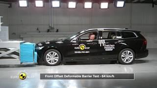 Volvo V60 Crash Test Euro NCAP | December 2018 Ratings | Also valid for Volvo S60